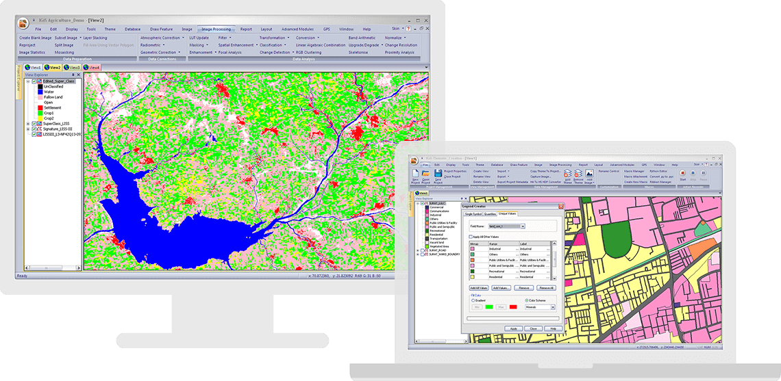 IGiS Desktop
